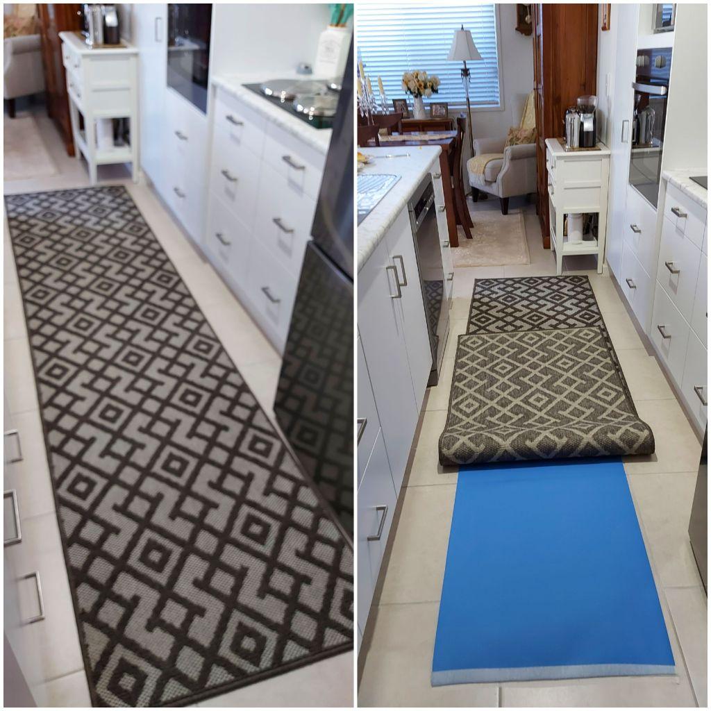 Kitchen rug decor